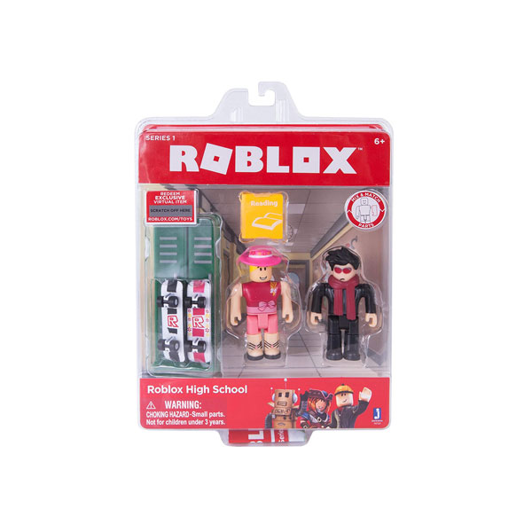 figuras de roblox en mercado libre uruguay Figuras Roblox Escuela High School Serie 1 Vamos A Jugar