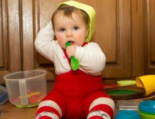 ¿Por qué necesitan juguetes los niños?